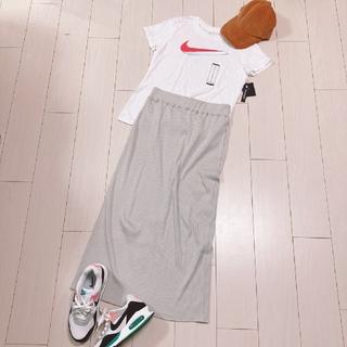 JOURNAL STANDARD - スポーツミックスコーデ♡ナイキTシャツジャーナルスタンダードリブタイトスカート