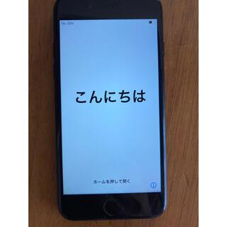 Apple - iPhone7 32GB ブラック