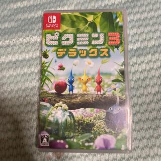Nintendo Switch - ピクミン3 デラックス Switch