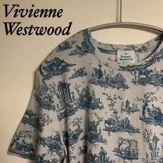 Vivienne Westwood - Vivienne Westwood ヴィヴィアンウエストウッド 総柄 Tシャツ