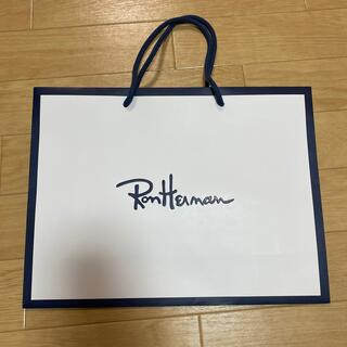 ロンハーマン(Ron Herman)のロンハーマン RonHerman ショップ袋 ショッパー 紙袋(ショップ袋)