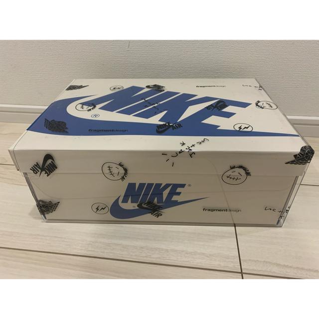 NIKE(ナイキ)のエアジョーダン1 low travis fragment 26.5cm メンズの靴/シューズ(スニーカー)の商品写真