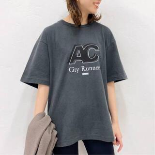 ドゥーズィエムクラス(DEUXIEME CLASSE)のAMERICANA/アメリカーナ City Runners Tシャツ (Tシャツ(半袖/袖なし))