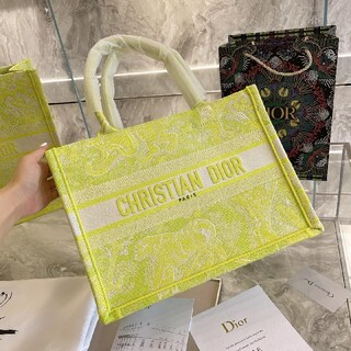 Dior - Christian Dior レディディオール カナージュ01