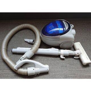 東芝 - 東芝 掃除機 クリーナー< VC-PZ8D> 完動品 ※専用の紙パック付き
