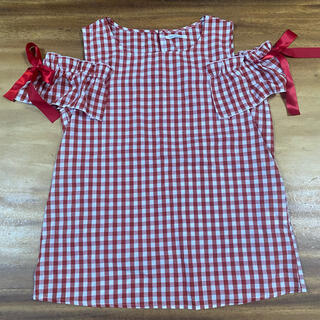 オリーブデオリーブ(OLIVEdesOLIVE)のOLIVEdes OLIVE トップス(Tシャツ(半袖/袖なし))