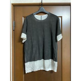 アタッチメント(ATTACHIMENT)のATTACHMENT KAZUYUKI KUMAGAI カットソー(Tシャツ/カットソー(半袖/袖なし))