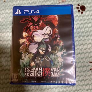 PlayStation4 - 探偵撲滅 PS4
