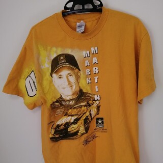 トリプルエー(AAA)のトリプルエー Tシャツ グラフィックプリント イエロー(Tシャツ/カットソー(半袖/袖なし))