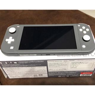 Nintendo Switch - ※ジャンク品※Nintendo Switch Liteグレー