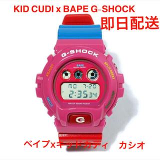 A BATHING APE - BAPE X KID CUDI G-SHOCK DW6900 送料込 即日発送