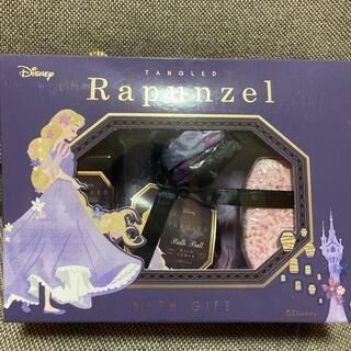 ディズニー(Disney)のラプンツェルのバズギフト(入浴剤/バスソルト)