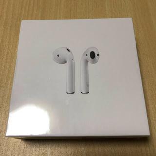Apple - AirPods2 【新品未使用】