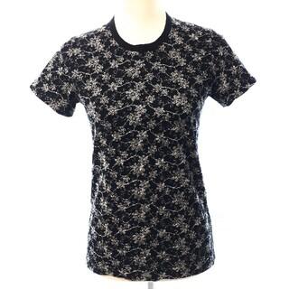 コムデギャルソン(COMME des GARCONS)のトリコ コムデギャルソン AD2007 Tシャツ カットソー 半袖 花柄 (Tシャツ(半袖/袖なし))