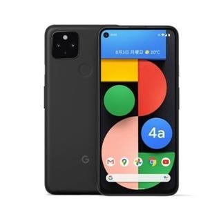 Google - Googleピクセル4a(5G)128GBブラック