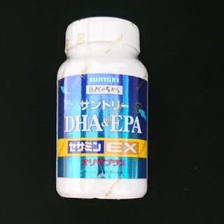 サントリー DHA&EPA+セサミンEX 240粒 1個