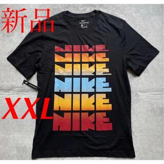 NIKE - 新品未使用 NIKE ナイキ Tシャツ ゴツナイキ グラデーション