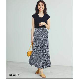 IENA - basement online ナロースカート
