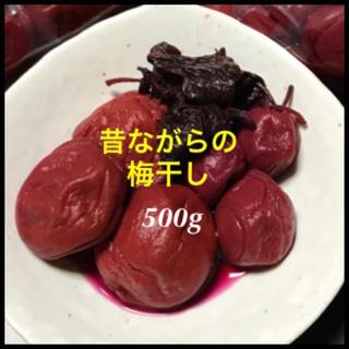 梅干し500g (漬物)