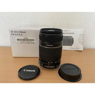 Canon - キャノンレンズ Canon 55-250mm 1:4-5.6 IS II
