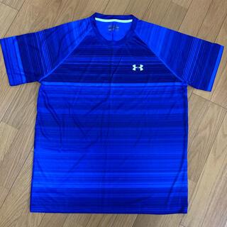 UNDER ARMOUR - アンダーアーマー ヒートギア ルーズ Tシャツ 半袖