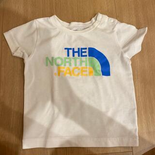 ザノースフェイス(THE NORTH FACE)の North Face ベビー Tシャツ 80センチ(Tシャツ)