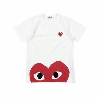 コムデギャルソン(COMME des GARCONS)のプレイ コムデギャルソン リトルレッドハートTシャツ S AD2005 (Tシャツ(半袖/袖なし))