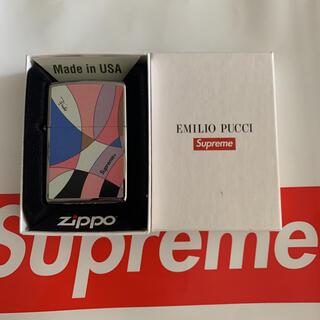 Supreme - supreme x Emilio Pucci Zippo