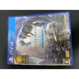 PlayStation4 - モンスターハンターワールド アイスボーン