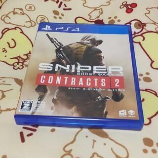PlayStation4 - スナイパー ゴーストウォーリアー コントラクト2