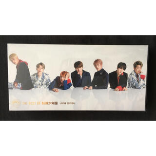 防弾少年団(BTS) - BTS 『THE BEST OF 防弾少年団-JAPAN EDITION-