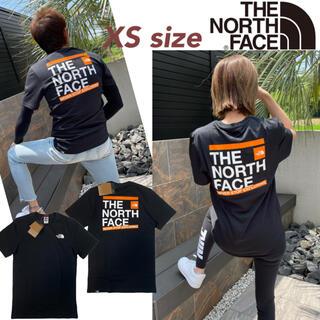 THE NORTH FACE - ザ ノースフェイス Tシャツ 半袖 バックロゴ NF0A7R45 ブラック XS