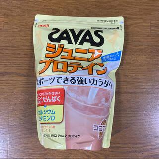 ザバス(SAVAS)のザバス ジュニアプロテイン ココア(プロテイン)