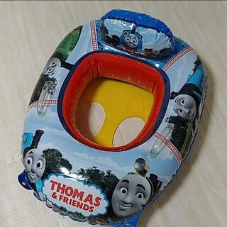 トーマス ベビーボート 浮き輪