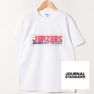 JOURNAL STANDARD - 新品 ジャーナルスタンダード JERZEES ロゴT M