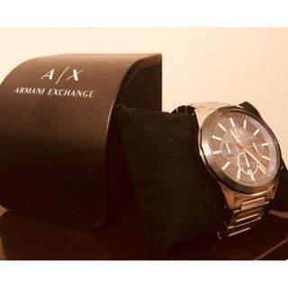 アルマーニエクスチェンジ(ARMANI EXCHANGE)の腕時計  メンズ リクルート アルマーニ ARMANI  シンプル お洒落(腕時計(アナログ))