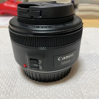 Canon - キヤノン 単焦点レンズ EF50mm F1.8 STM