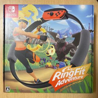 Nintendo Switch - リングフィットアドベンチャー