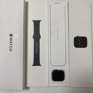 Apple Watch - Apple Watch SE アルミニウム 40MM Space Gray