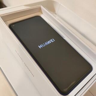 HUAWEI - SIMフリー HUAWEI nova 5T 128GB