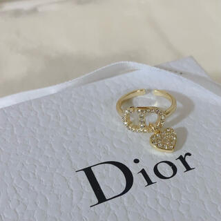 Dior - DIOR ♡ リング 1点のみ