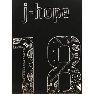 防弾少年団(BTS) - BTS ラッキーボックス Tシャツ J-HOPE  XL