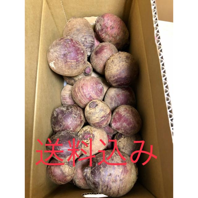 ビーツ(箱込み5kg) 食品/飲料/酒の食品(野菜)の商品写真