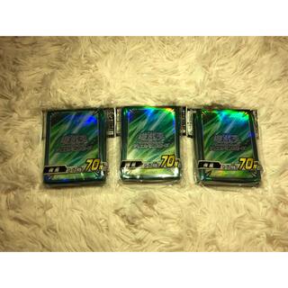 コナミ(KONAMI)の遊戯王 疾風 プロテクター 3点セット(カードサプライ/アクセサリ)