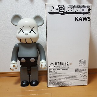 MEDICOM TOY - BE@RBRICK KAWS 1000% ベアブリック メディコムトイ