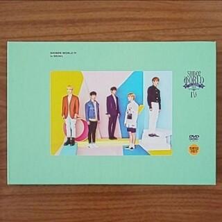 SHINee - SHINee WORLD Ⅳ DVD