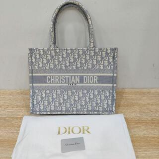 Christian Dior - DIOR クリスチャンディオール ブックトートバック グレー