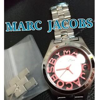 マークジェイコブス(MARC JACOBS)の稼働中美品【MARC JACOBS マーク·ジェイゴブズ 腕時計】(腕時計)