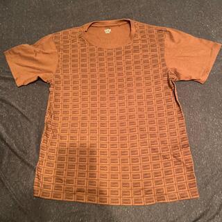 ユニクロ(UNIQLO)のユニクロ 明治チョコレートTシャツ(Tシャツ(半袖/袖なし))