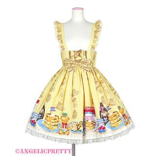 Angelic Pretty - Honey Cake Cafeスカート